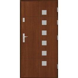 Vchodové dřevěné dveře AGMAR - ANTIS