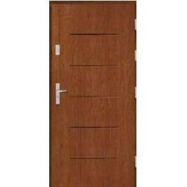 Vchodové dřevěné dveře AGMAR - CASUS