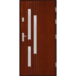 Vchodové dřevěné dveře AGMAR - LAMIA