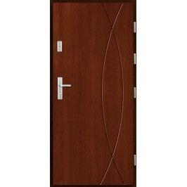 Vchodové dřevěné dveře AGMAR - CALA