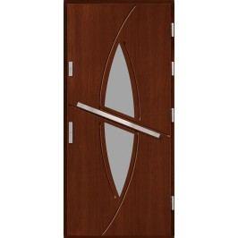 Vchodové dřevěné dveře AGMAR - GORDA