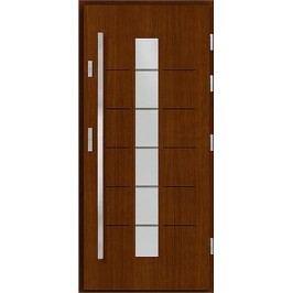 Vchodové dřevěné dveře AGMAR - AURIGA