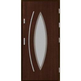 Vchodové dřevěné dveře AGMAR - NULA