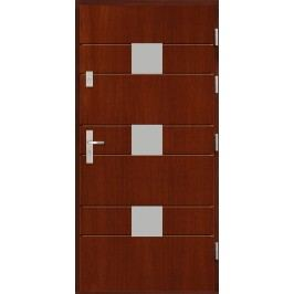 Vchodové dřevěné dveře AGMAR - EJDO
