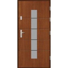 Vchodové dřevěné dveře AGMAR - DIGNA