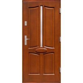 Vchodové dřevěné dveře AGMAR - LOTUS