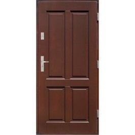 Vchodové dřevěné dveře AGMAR - DOCTUS