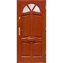Vchodové dřevěné dveře AGMAR - VULMUS