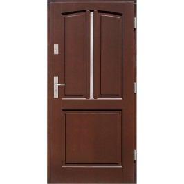 Vchodové dřevěné dveře AGMAR - MARIO
