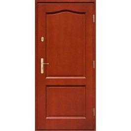 Vchodové dřevěné dveře AGMAR - MELICA