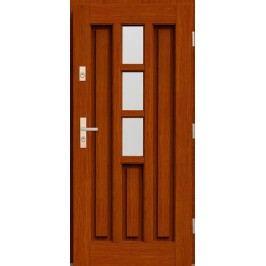 Vchodové dřevěné dveře AGMAR - PABLO I