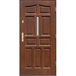 Vchodové dřevěné dveře AGMAR - IRIS