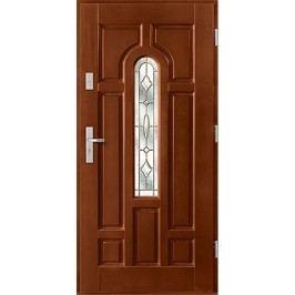 Vchodové dřevěné dveře AGMAR - IBERIS