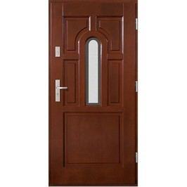 Vchodové dřevěné dveře AGMAR - TURPIS