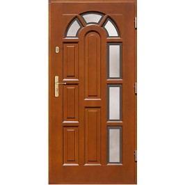 Vchodové dřevěné dveře AGMAR - VERITAS