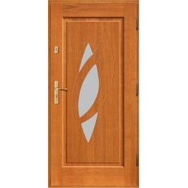 Vchodové dřevěné dveře AGMAR - NEON