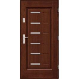 Vchodové dřevěné dveře AGMAR - AVILA