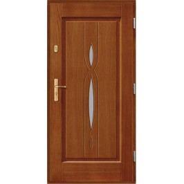 Vchodové dřevěné dveře AGMAR - NERIDA