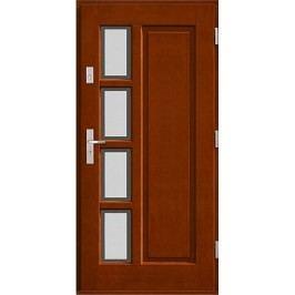 Vchodové dřevěné dveře AGMAR - ASPERA