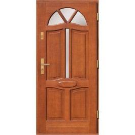 Vchodové dřevěné dveře AGMAR - RUBUS