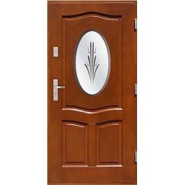 Vchodové dřevěné dveře AGMAR - MAJALIS