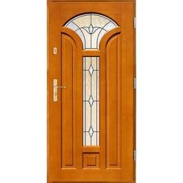 Vchodové dřevěné dveře AGMAR - BEATUS