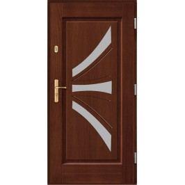 Vchodové dřevěné dveře AGMAR - ANATIS