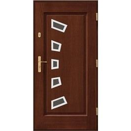 Vchodové dřevěné dveře AGMAR - KORE