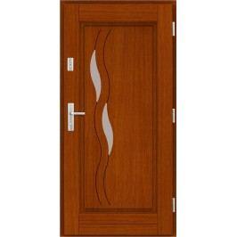 Vchodové dřevěné dveře AGMAR - DEON