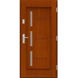 Vchodové dřevěné dveře AGMAR - AMBRE
