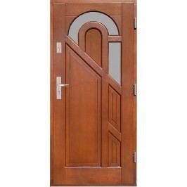 Vchodové dřevěné dveře AGMAR - DANTE