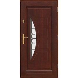 Vchodové dřevěné dveře AGMAR - TADOR