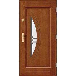 Vchodové dřevěné dveře AGMAR - DESPA