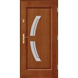 Vchodové dřevěné dveře AGMAR - BOGIA