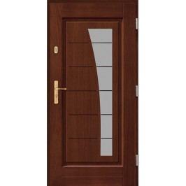 Vchodové dřevěné dveře AGMAR - MARBEL