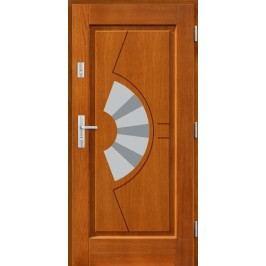 Vchodové dřevěné dveře AGMAR - ATAI