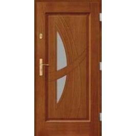 Vchodové dřevěné dveře AGMAR - LAGUNA