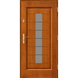 Vchodové dřevěné dveře AGMAR - TOSA