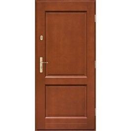 Vchodové dřevěné dveře AGMAR - SALVE