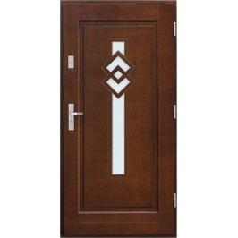 Vchodové dřevěné dveře AGMAR - KARI