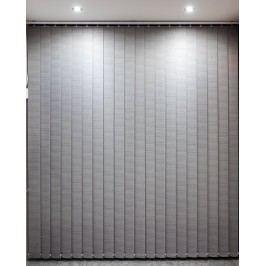 Vertikální žaluzie - 127 mm, standardní lamela - šířka 4401-4500mm x výška 3501-3600mm